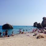 petra tou romiou paphos suimming beaches
