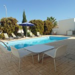 holiday house for rent for 6 people at Pervolia village in Cyprus