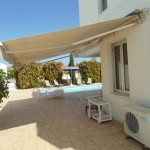 two bedroom villa for rent monthly with pool at pervolia village