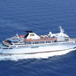 SALAMIS FILOXENIA cruise ship Limassol Cyprus